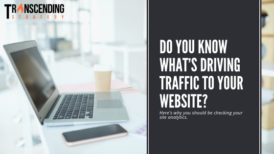 do you know whats driving traffic to your website